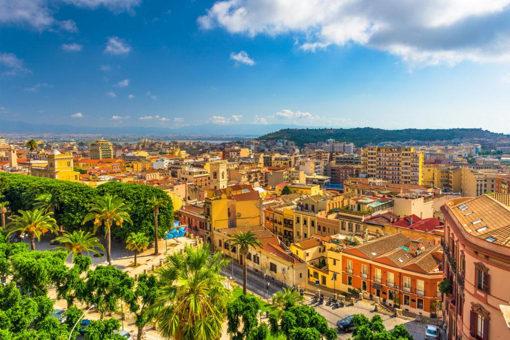 Vakantie naar Sardinie