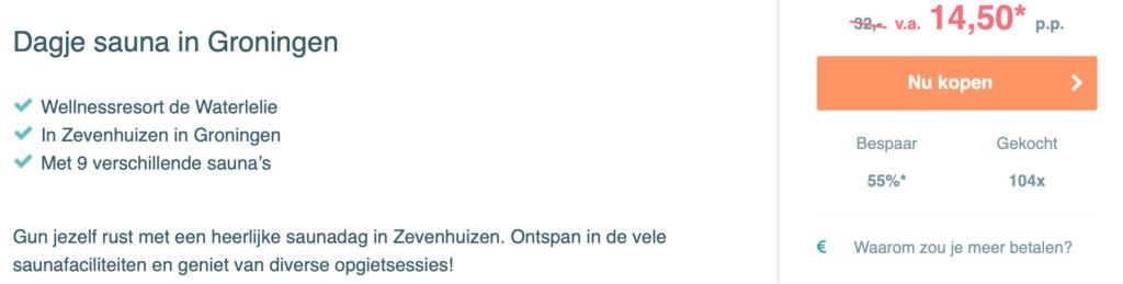Check snel de prijzen naar Groningen