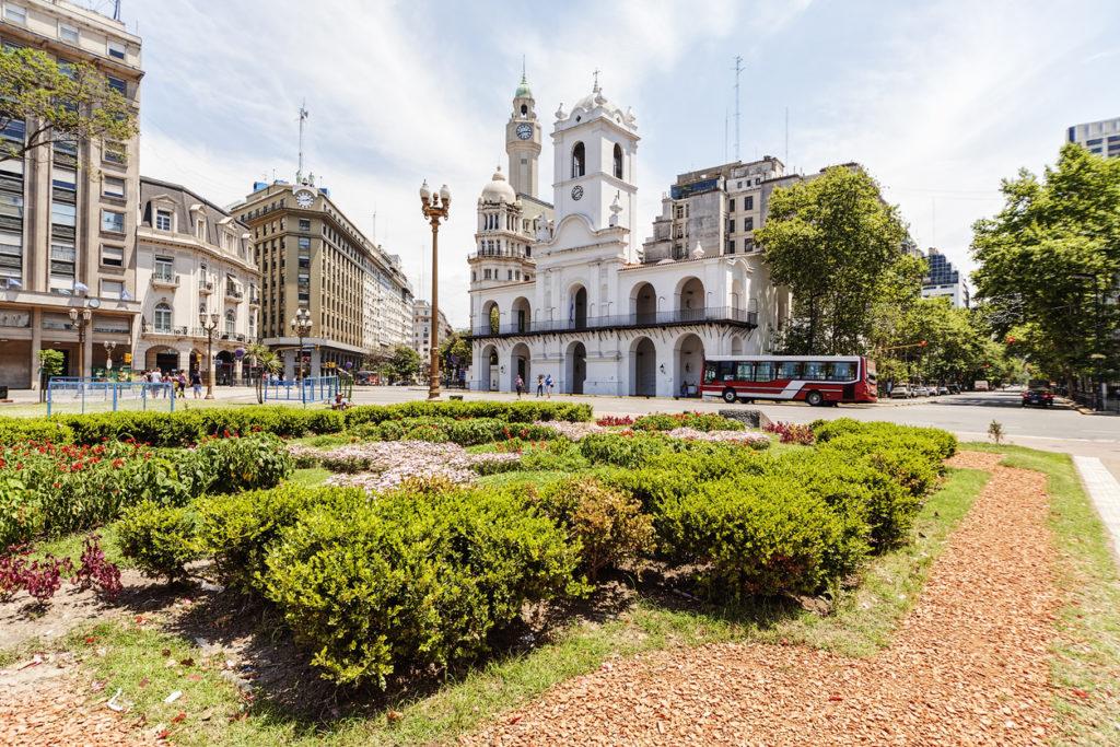 KLM Retourtickets naar Buenos Aires
