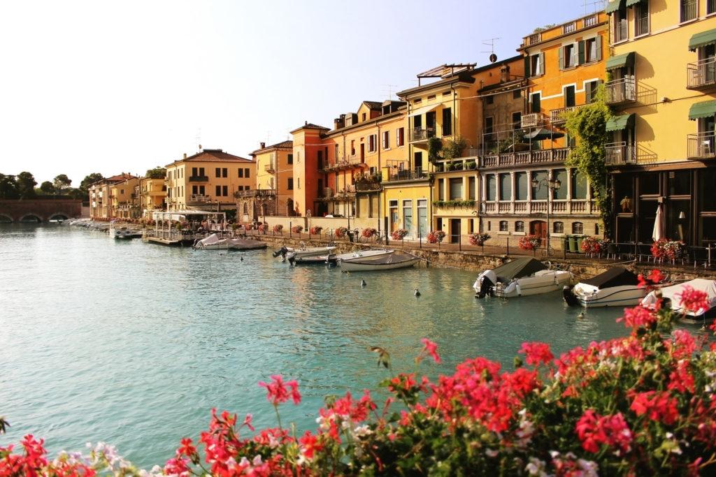 Zonvakantie naar Italië