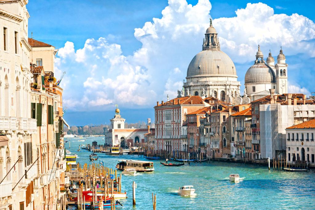 City Trip naar Venetië