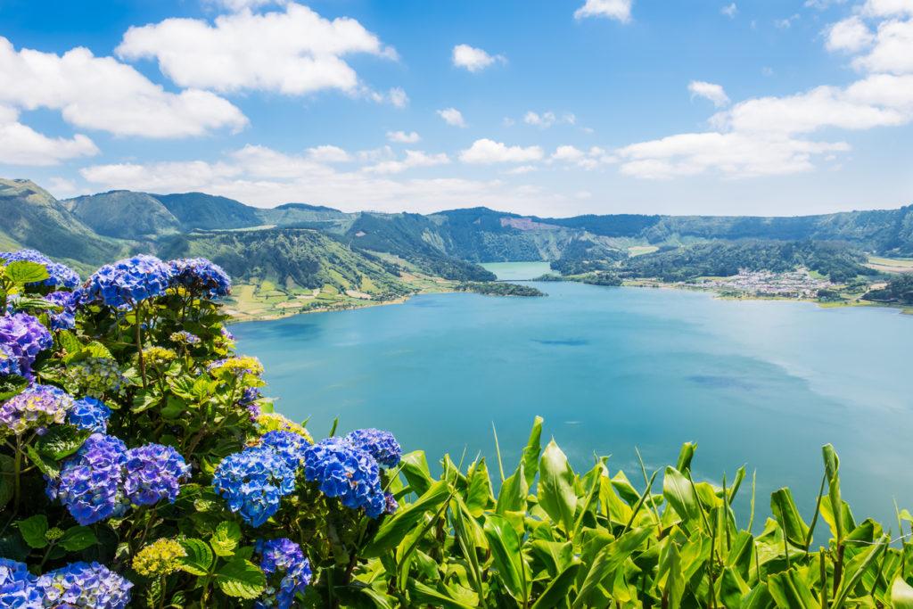 Vliegtickets naar de Azoren