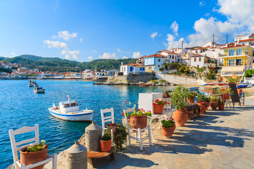 Voordelige Zonvakantie naar Samos