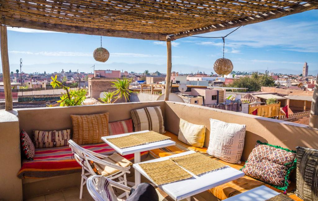 Luxe zonvakantie naar marrakech