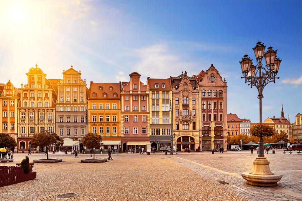 Voordelige Stedentrip naar Wroclaw