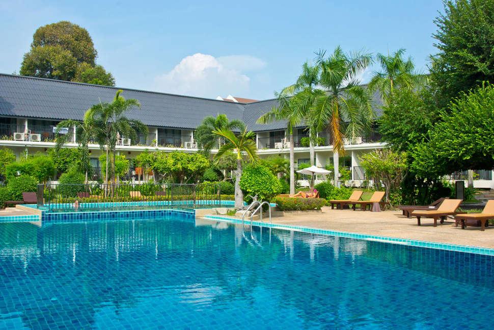 Zonvakantie naar Thailand