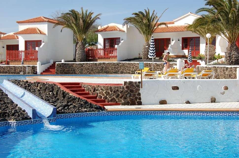 Zonvakantie op Fuerteventura