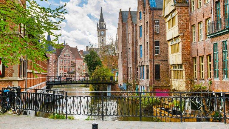 City Trip naar Gent