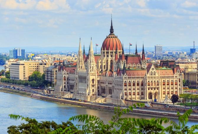 4-Daagse City Trip naar Boedapest