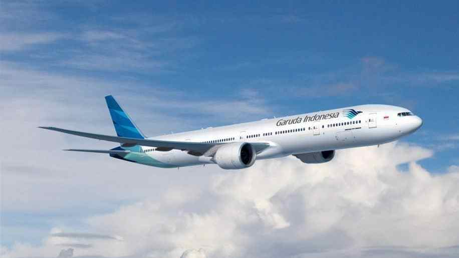 Garuda Indonesia Ticket Sale