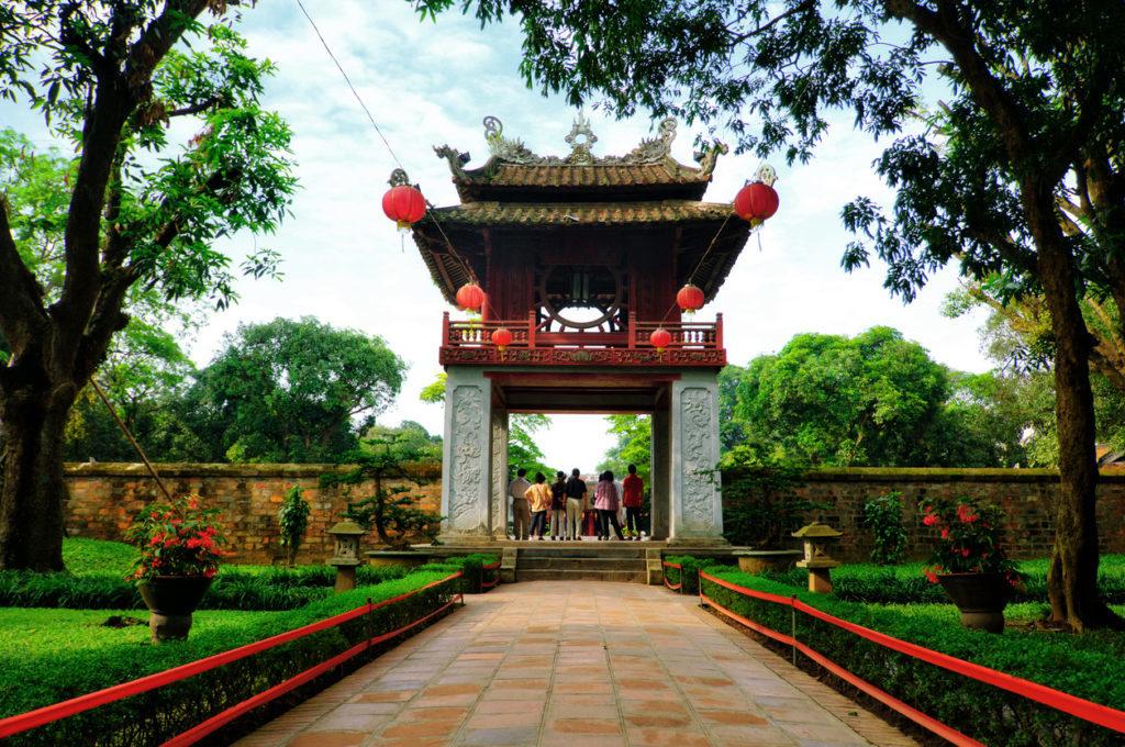 Hanoi Retourtickets