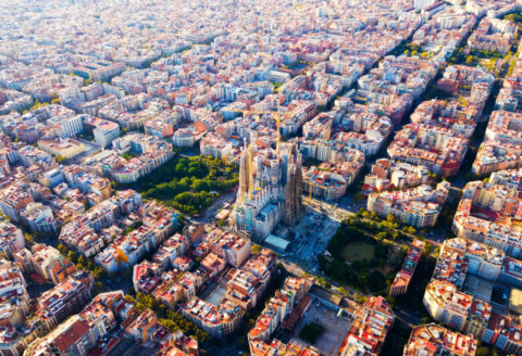 City Trips, City Trip, Europa, Barcelona
