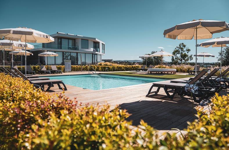 Luxe vakantie aan de Algarve