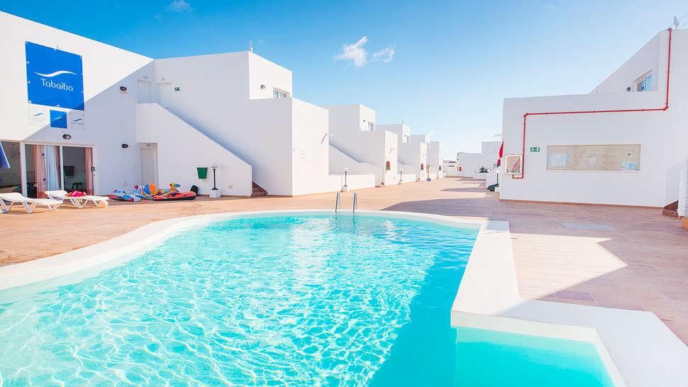 Winterzonvakantie naar Lanzarote