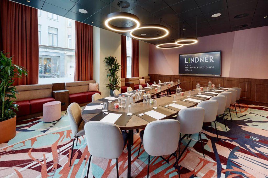 Lindner WTC Hotel en City Lounge Antwerp België Antwerpen