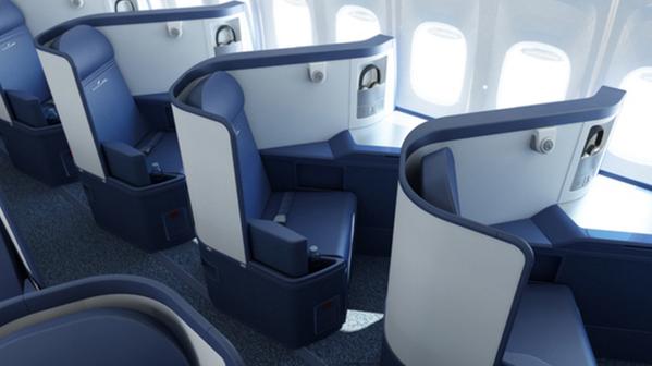 KLM Partner Business Class