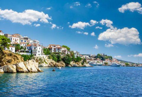 Deals, Rondreis, Europa, Griekenland