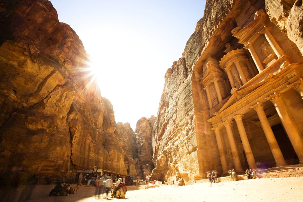 Voordelige Retourtickets Jordanië