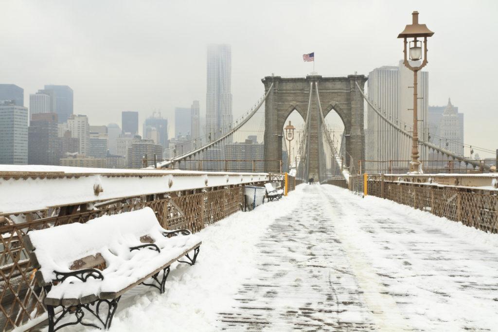 Kerst City Trip New York