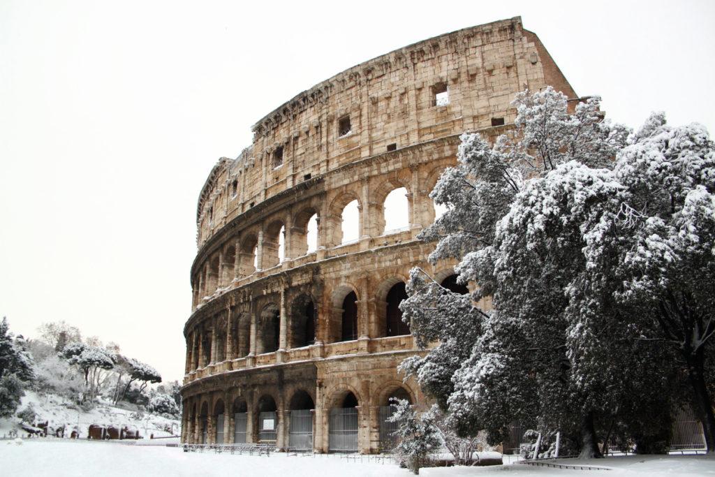 Kerst City Trip Rome