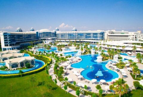 All Inclusive, All Inclusive, Europa, Turkije