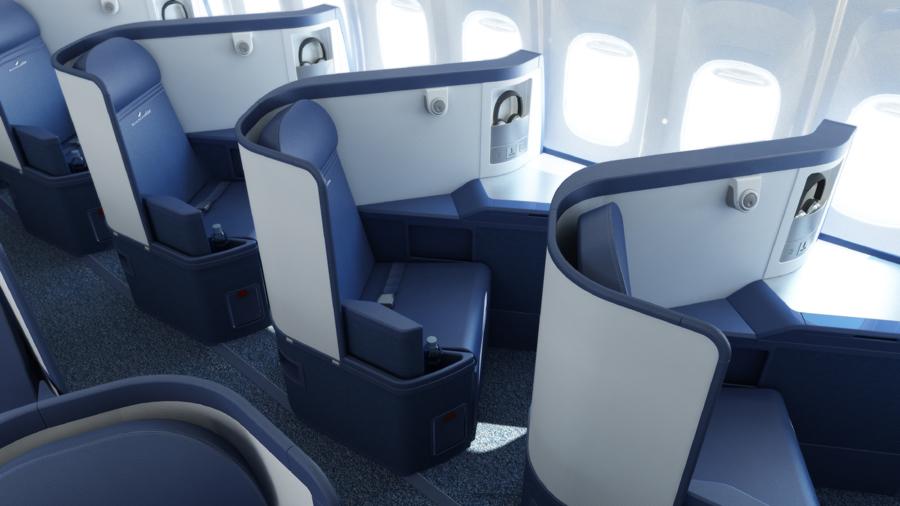 KLM Delta Business Class Tickets naar Amerika en Canada