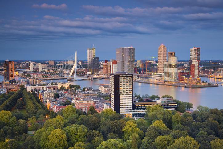 Weekendje Weg naar Rotterdam