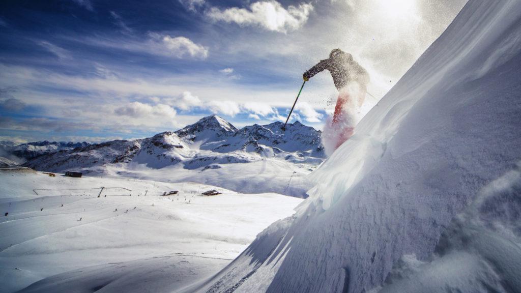 Wintersportvakantie naar Oostenrijk
