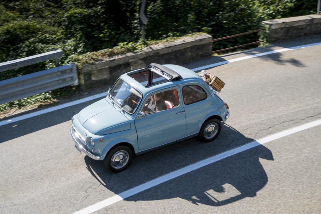 Rondreis Puglia Fiat 500