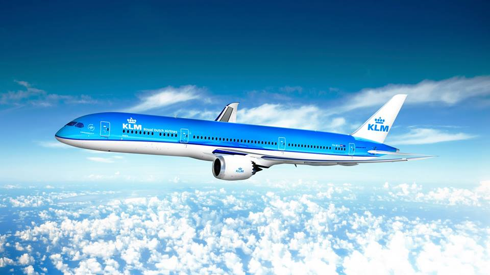 KLM Ticket Sale Azië