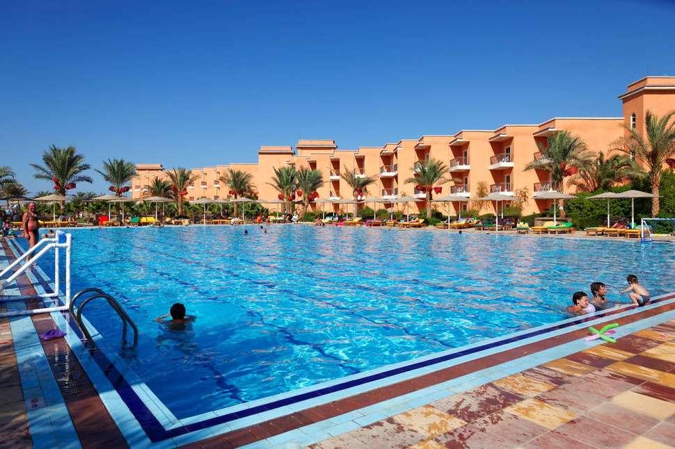 All Inclusive vakantie naar Egypte