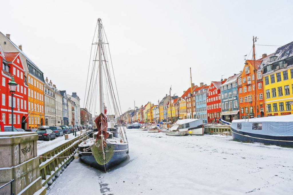 Winter City Trip Kopenhagen