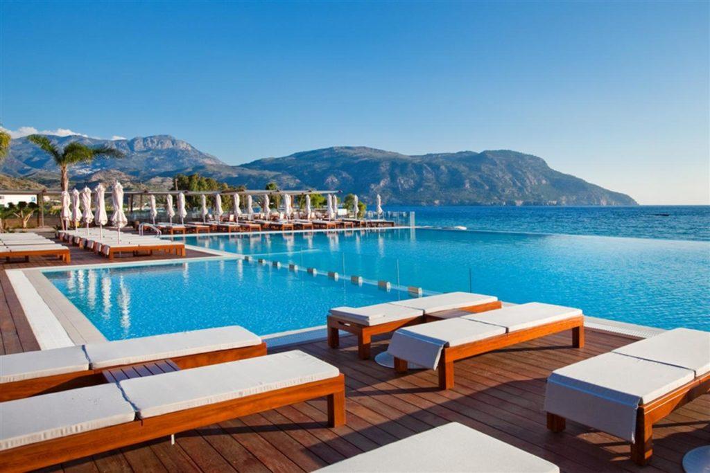 Karpathos luxe hotel
