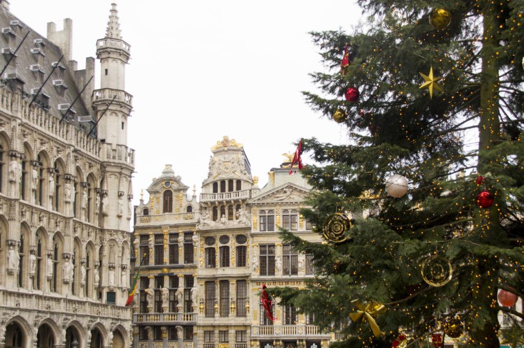 Kerst Brussel