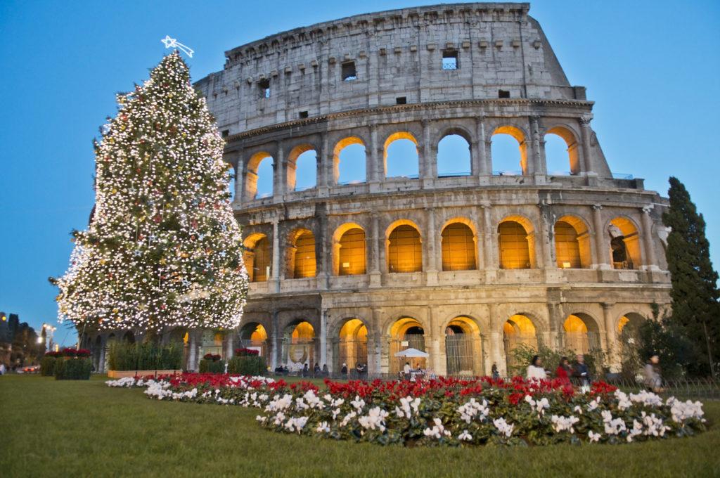 Kerst stedentrip naar Rome v/a 93