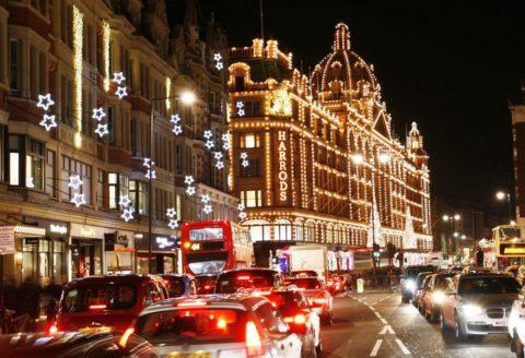 City Trips, Kerst, Europa, Londen