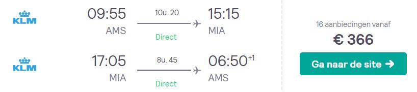 KLM Retourtickets