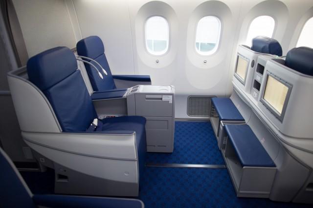 Xiamen Air Business Class