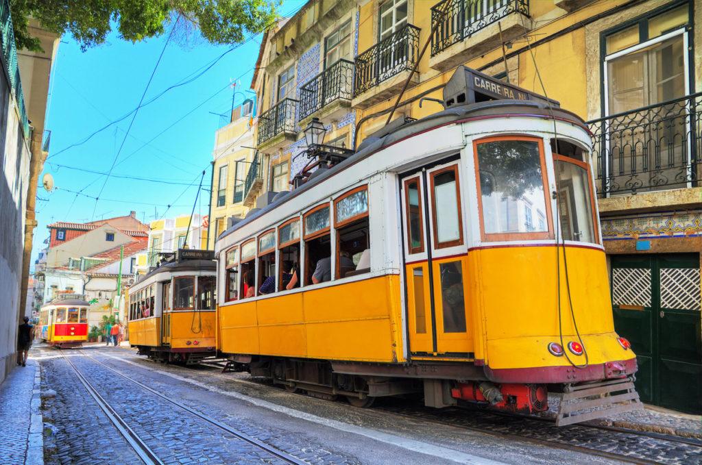 Avenida Park Residence, City trip naar Lissabon