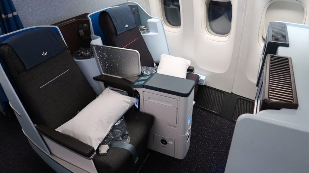KLM Bali Business Class Tickets v/a 1168