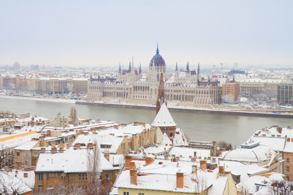 City Trip naar Boedapest