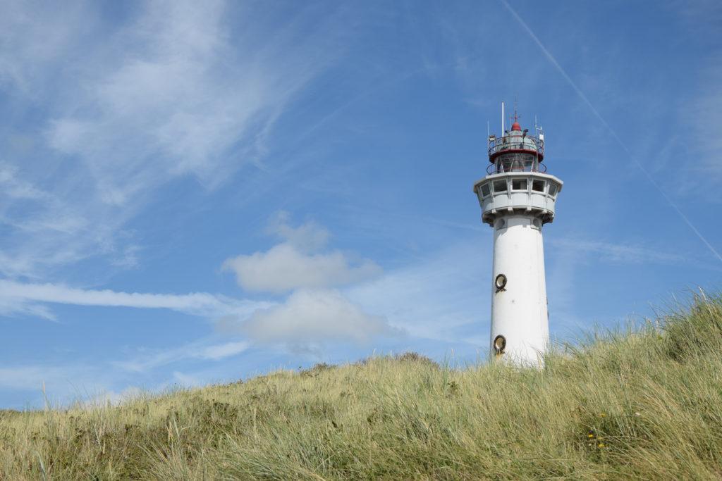 Uitwaaien in Egmond aan Zee