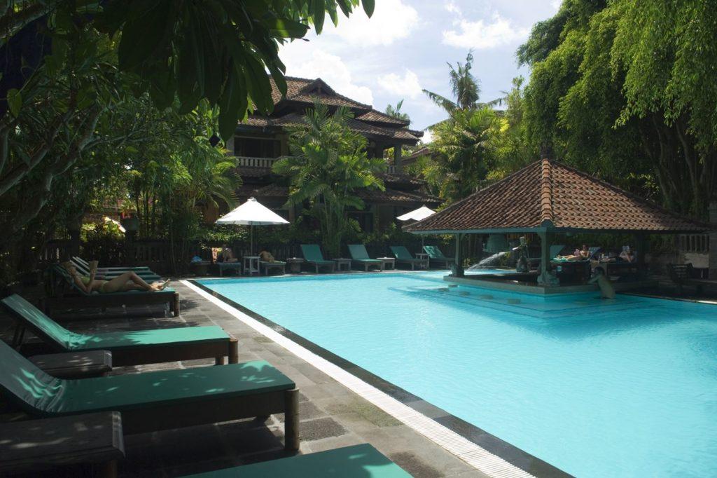 Vakantie op het eiland Bali