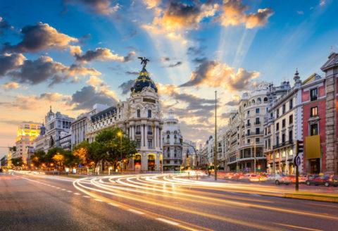 Deals, City Trip, Europa, Madrid