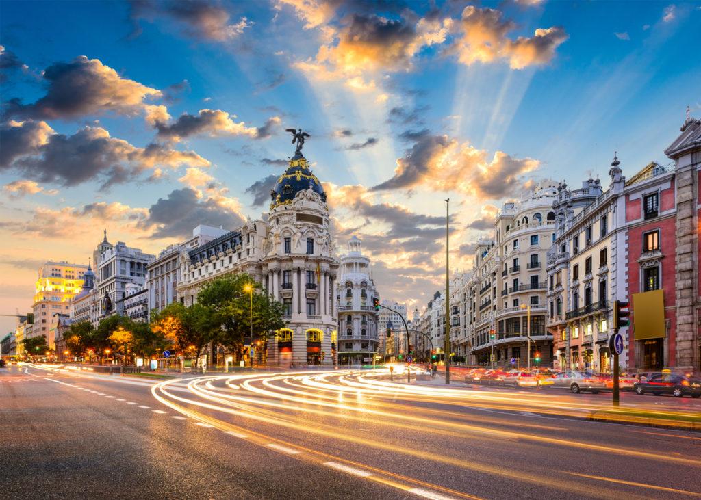 Madrid City Trip