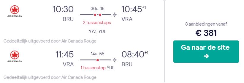 Voordelige Tickets naar Cuba