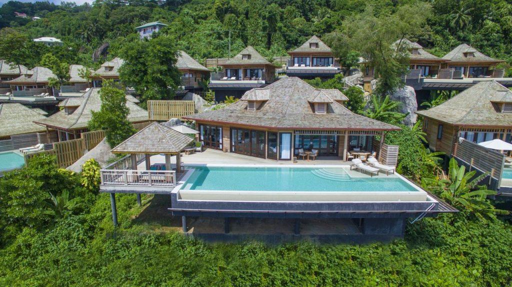 Seychellen Luxe Hotel