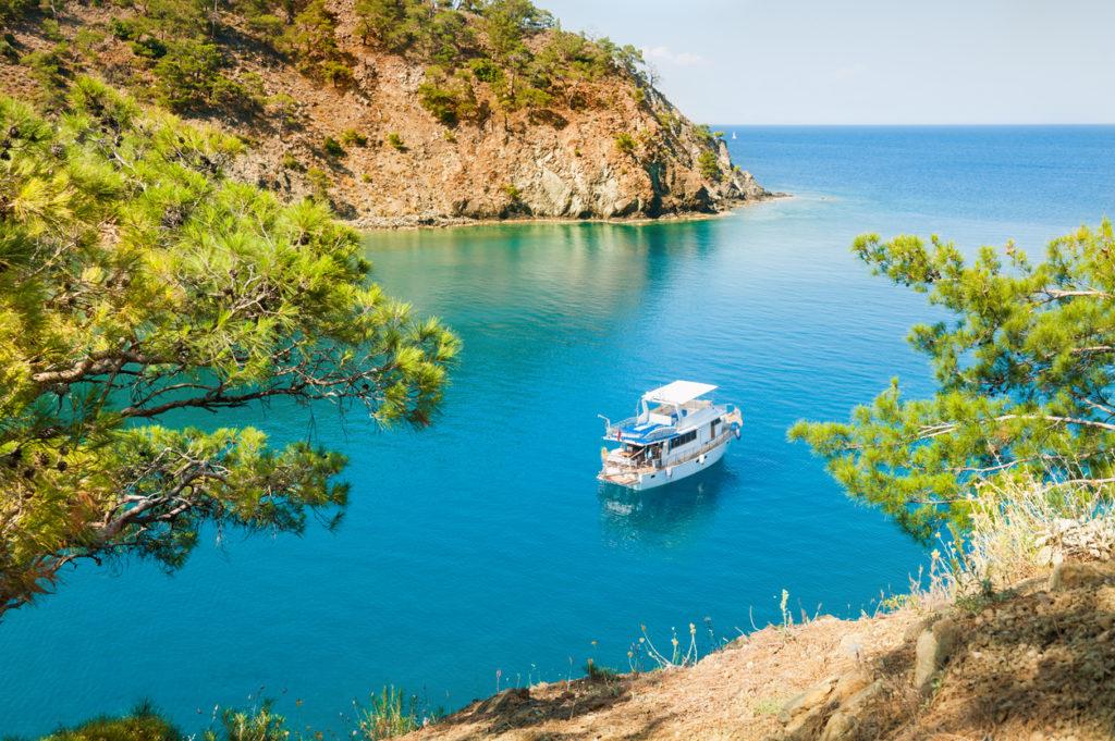 Turkije Vroegboek Vakantie