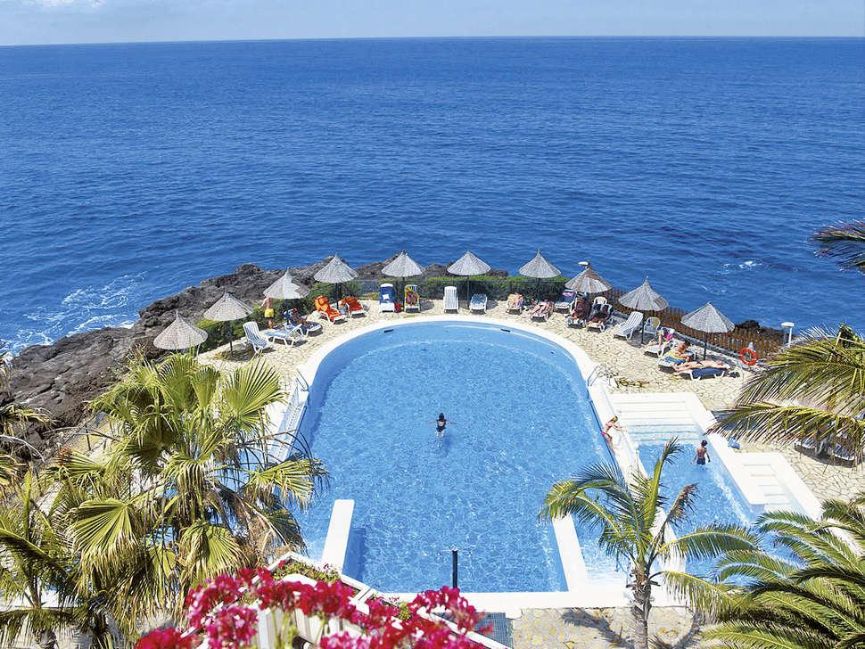 Hotel & Appartementen Sol La Palma - Canarische Eilanden - La Palma
