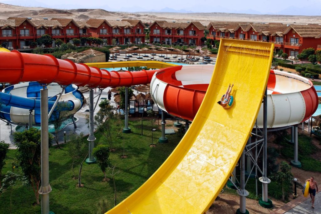 Jungle Aqua Park egypte